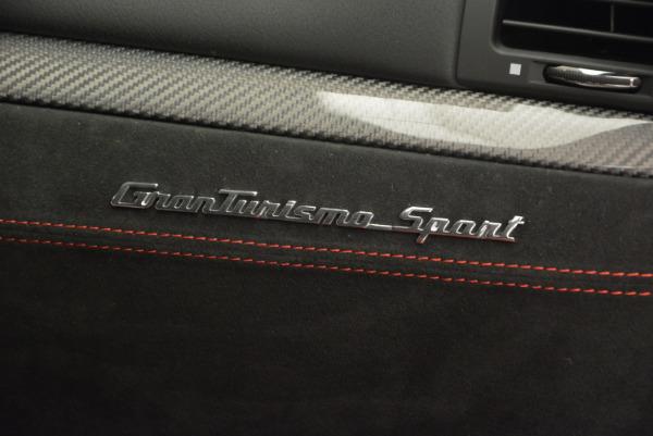 New 2017 Maserati GranTurismo Sport for sale Sold at Maserati of Greenwich in Greenwich CT 06830 26