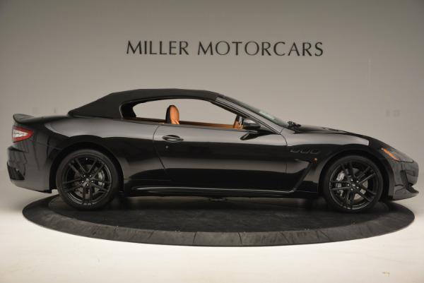New 2017 Maserati GranTurismo MC CONVERTIBLE for sale Sold at Maserati of Greenwich in Greenwich CT 06830 13