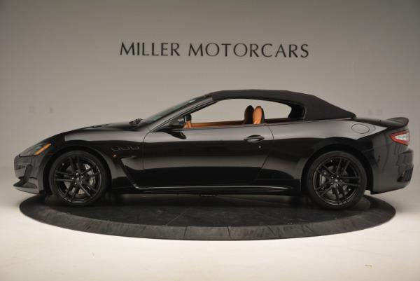 New 2017 Maserati GranTurismo MC CONVERTIBLE for sale Sold at Maserati of Greenwich in Greenwich CT 06830 20