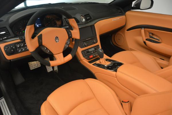New 2017 Maserati GranTurismo MC CONVERTIBLE for sale Sold at Maserati of Greenwich in Greenwich CT 06830 21