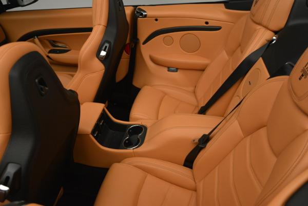 New 2017 Maserati GranTurismo MC CONVERTIBLE for sale Sold at Maserati of Greenwich in Greenwich CT 06830 25