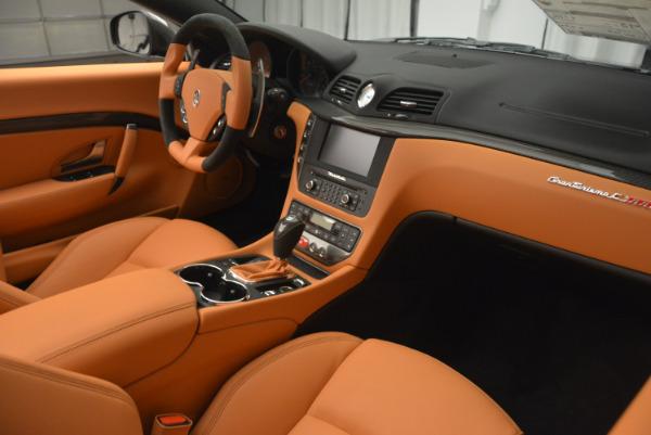New 2017 Maserati GranTurismo MC CONVERTIBLE for sale Sold at Maserati of Greenwich in Greenwich CT 06830 27