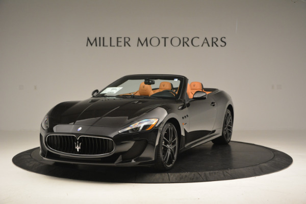 New 2017 Maserati GranTurismo MC for sale Sold at Maserati of Greenwich in Greenwich CT 06830 1
