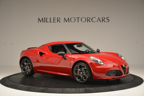 Used 2015 Alfa Romeo 4C Launch Edition for sale Sold at Maserati of Greenwich in Greenwich CT 06830 10