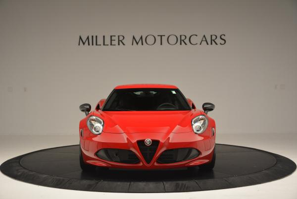 Used 2015 Alfa Romeo 4C Launch Edition for sale Sold at Maserati of Greenwich in Greenwich CT 06830 12
