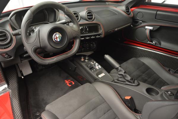 Used 2015 Alfa Romeo 4C Launch Edition for sale Sold at Maserati of Greenwich in Greenwich CT 06830 13