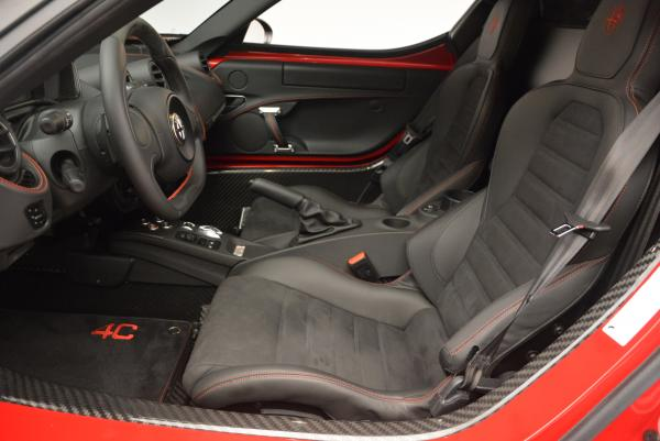Used 2015 Alfa Romeo 4C Launch Edition for sale Sold at Maserati of Greenwich in Greenwich CT 06830 14