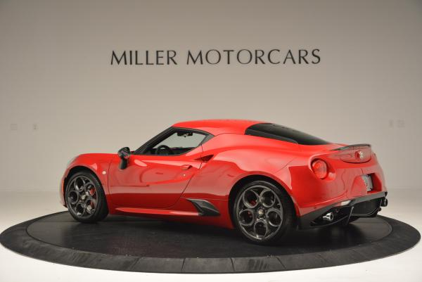 Used 2015 Alfa Romeo 4C Launch Edition for sale Sold at Maserati of Greenwich in Greenwich CT 06830 4