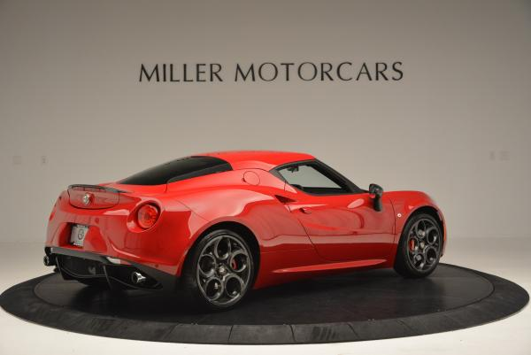Used 2015 Alfa Romeo 4C Launch Edition for sale Sold at Maserati of Greenwich in Greenwich CT 06830 8