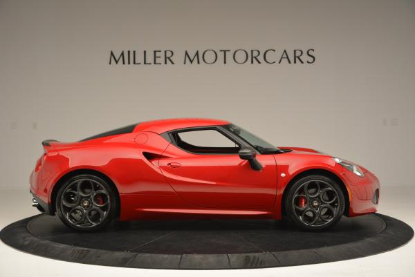 Used 2015 Alfa Romeo 4C Launch Edition for sale Sold at Maserati of Greenwich in Greenwich CT 06830 9