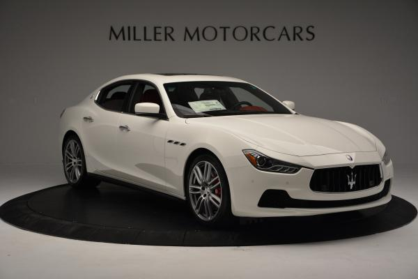 New 2016 Maserati Ghibli S Q4 for sale Sold at Maserati of Greenwich in Greenwich CT 06830 10