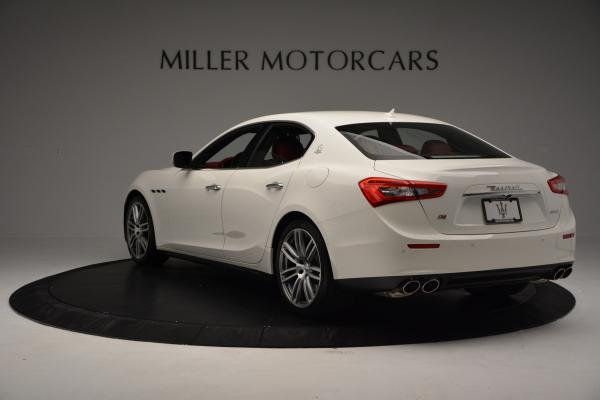 New 2016 Maserati Ghibli S Q4 for sale Sold at Maserati of Greenwich in Greenwich CT 06830 5