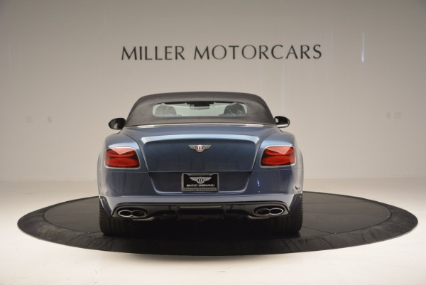 Used 2014 Bentley Continental GT V8 S Convertible for sale Sold at Maserati of Greenwich in Greenwich CT 06830 17
