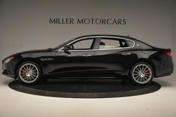 New 2017 Maserati Quattroporte S Q4 GranLusso for sale Sold at Maserati of Greenwich in Greenwich CT 06830 3