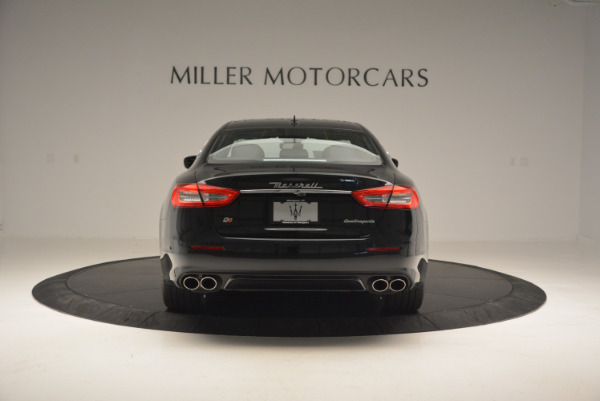 New 2017 Maserati Quattroporte S Q4 GranLusso for sale Sold at Maserati of Greenwich in Greenwich CT 06830 6