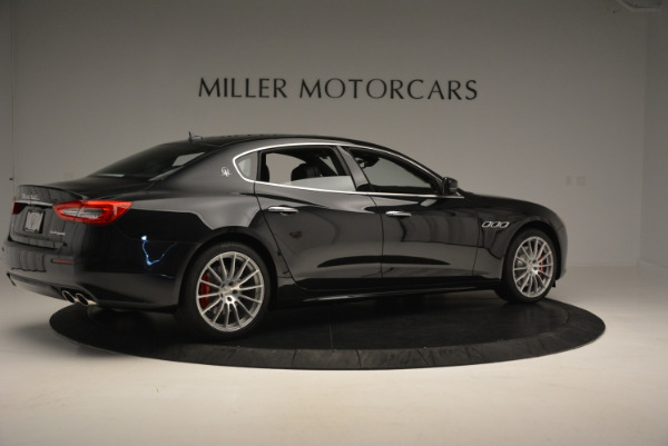 New 2017 Maserati Quattroporte S Q4 GranLusso for sale Sold at Maserati of Greenwich in Greenwich CT 06830 8
