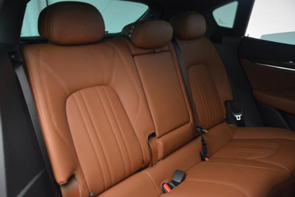 New 2017 Maserati Levante S for sale Sold at Maserati of Greenwich in Greenwich CT 06830 25