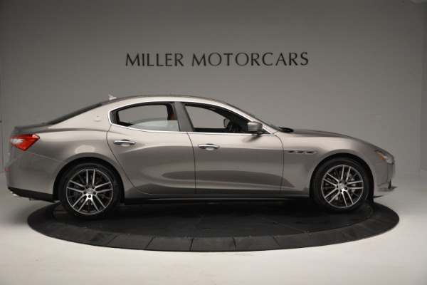 Used 2017 Maserati Ghibli S Q4 EX-LOANER for sale Sold at Maserati of Greenwich in Greenwich CT 06830 9