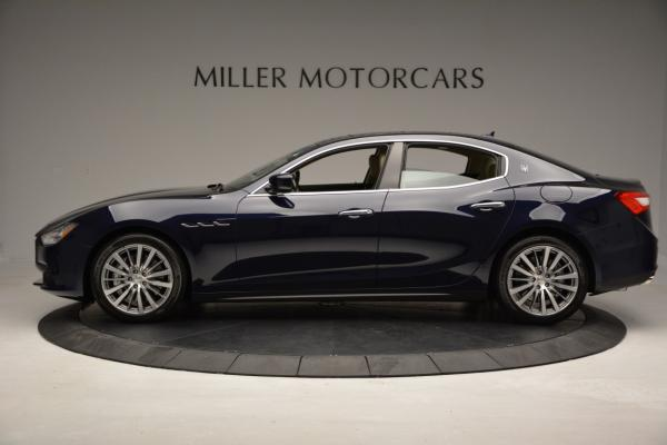 New 2016 Maserati Ghibli S Q4 for sale Sold at Maserati of Greenwich in Greenwich CT 06830 3