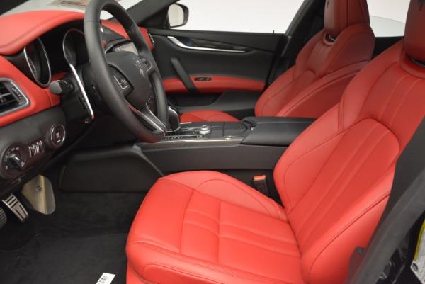 New 2017 Maserati Ghibli S Q4 for sale Sold at Maserati of Greenwich in Greenwich CT 06830 19