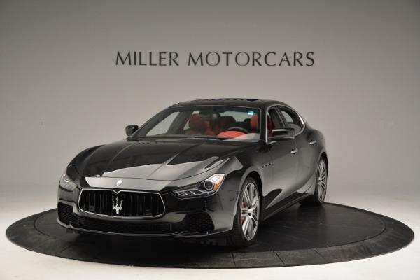 New 2017 Maserati Ghibli S Q4 for sale Sold at Maserati of Greenwich in Greenwich CT 06830 1