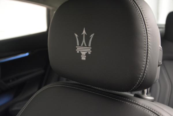 New 2017 Maserati Quattroporte S Q4 GranLusso for sale Sold at Maserati of Greenwich in Greenwich CT 06830 16
