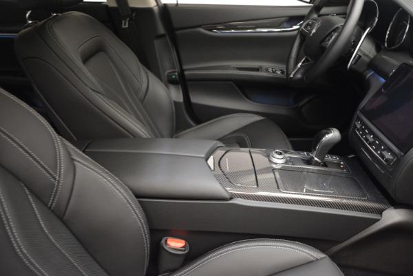 New 2017 Maserati Quattroporte S Q4 GranLusso for sale Sold at Maserati of Greenwich in Greenwich CT 06830 22