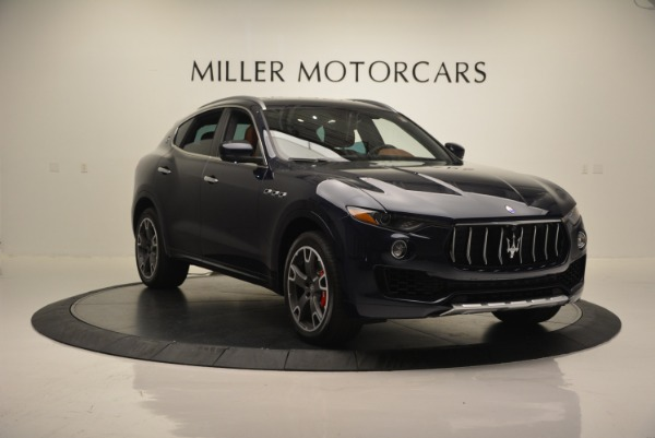 New 2017 Maserati Levante for sale Sold at Maserati of Greenwich in Greenwich CT 06830 8