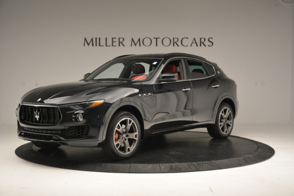 New 2017 Maserati Levante for sale Sold at Maserati of Greenwich in Greenwich CT 06830 2