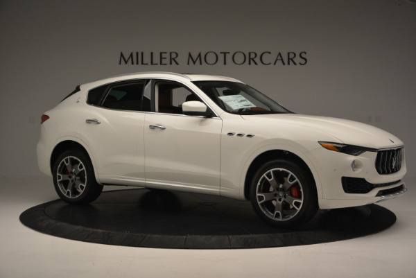 New 2017 Maserati Levante for sale Sold at Maserati of Greenwich in Greenwich CT 06830 10