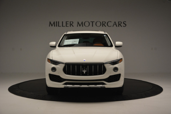 New 2017 Maserati Levante for sale Sold at Maserati of Greenwich in Greenwich CT 06830 12
