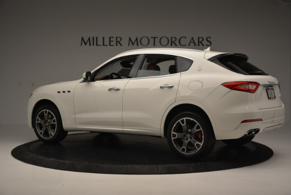 New 2017 Maserati Levante for sale Sold at Maserati of Greenwich in Greenwich CT 06830 4