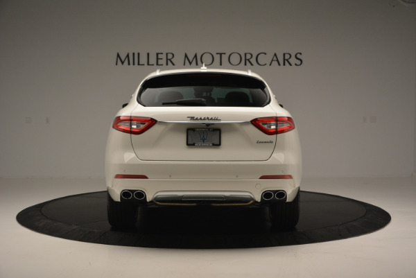 New 2017 Maserati Levante for sale Sold at Maserati of Greenwich in Greenwich CT 06830 6