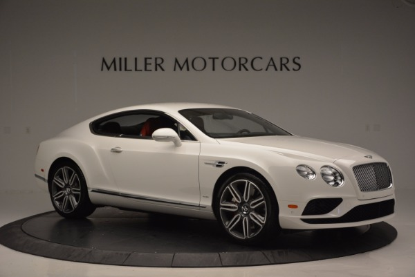 Used 2016 Bentley Continental GT for sale Sold at Maserati of Greenwich in Greenwich CT 06830 10