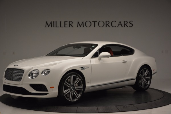 Used 2016 Bentley Continental GT for sale Sold at Maserati of Greenwich in Greenwich CT 06830 2