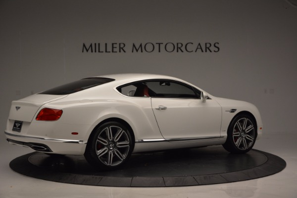 Used 2016 Bentley Continental GT for sale Sold at Maserati of Greenwich in Greenwich CT 06830 8
