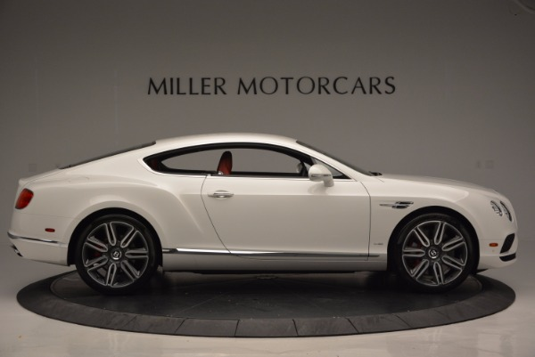 Used 2016 Bentley Continental GT for sale Sold at Maserati of Greenwich in Greenwich CT 06830 9