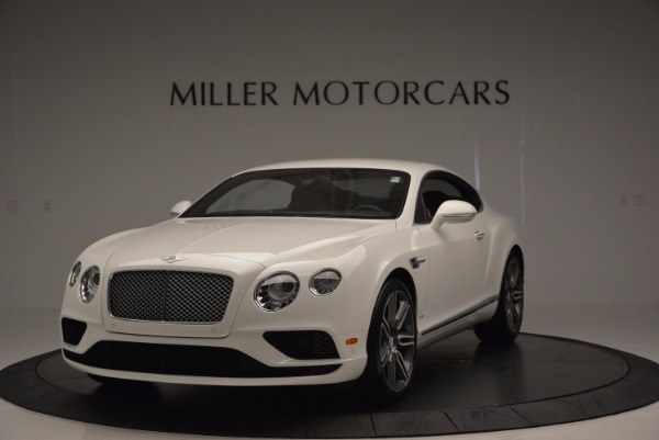 Used 2016 Bentley Continental GT for sale Sold at Maserati of Greenwich in Greenwich CT 06830 1