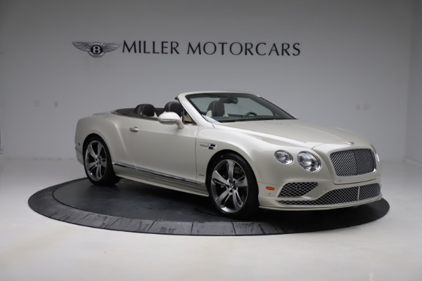 Used 2016 Bentley Continental GTC Speed for sale $149,900 at Maserati of Greenwich in Greenwich CT 06830 12