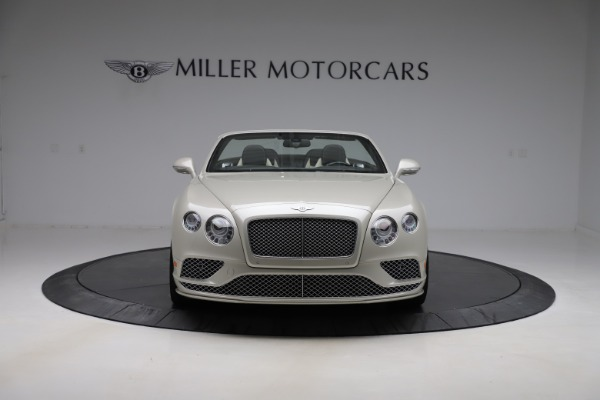 Used 2016 Bentley Continental GTC Speed for sale $149,900 at Maserati of Greenwich in Greenwich CT 06830 13