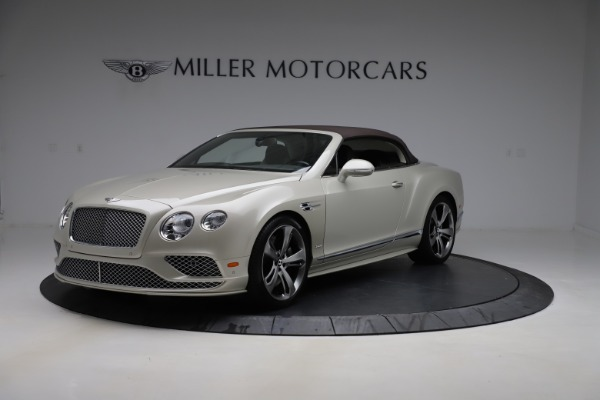 Used 2016 Bentley Continental GTC Speed for sale $149,900 at Maserati of Greenwich in Greenwich CT 06830 14