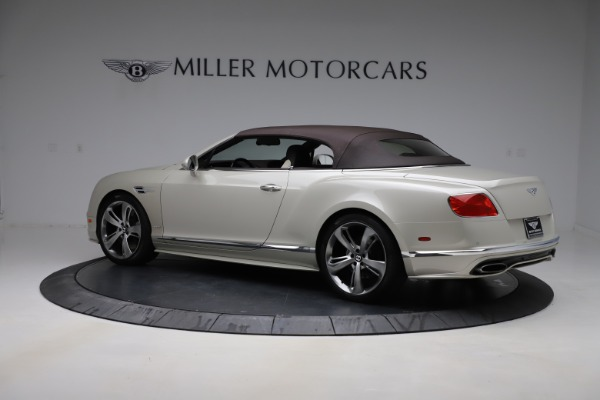 Used 2016 Bentley Continental GTC Speed for sale $149,900 at Maserati of Greenwich in Greenwich CT 06830 16