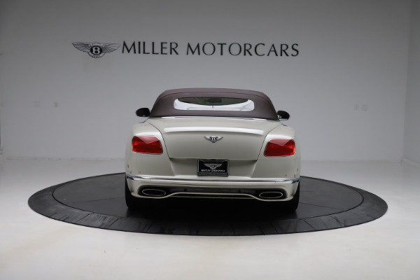 Used 2016 Bentley Continental GTC Speed for sale $149,900 at Maserati of Greenwich in Greenwich CT 06830 17