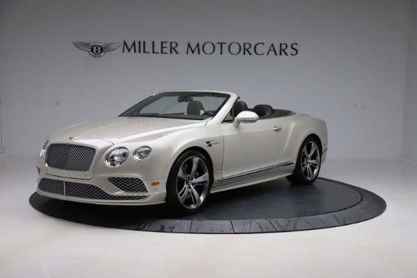 Used 2016 Bentley Continental GTC Speed for sale $149,900 at Maserati of Greenwich in Greenwich CT 06830 2