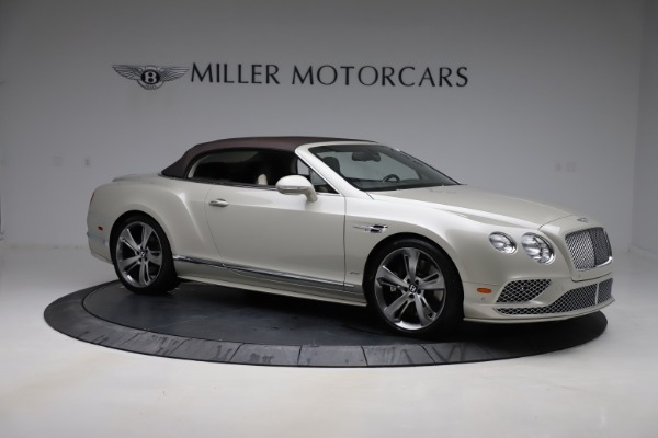 Used 2016 Bentley Continental GTC Speed for sale $149,900 at Maserati of Greenwich in Greenwich CT 06830 20