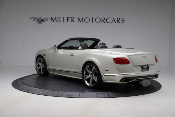 Used 2016 Bentley Continental GTC Speed for sale $149,900 at Maserati of Greenwich in Greenwich CT 06830 5