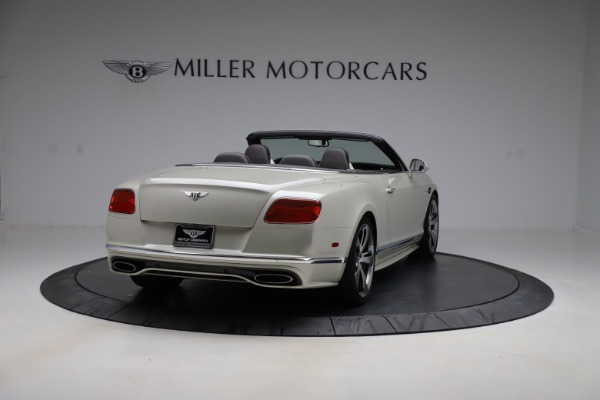 Used 2016 Bentley Continental GTC Speed for sale $149,900 at Maserati of Greenwich in Greenwich CT 06830 7