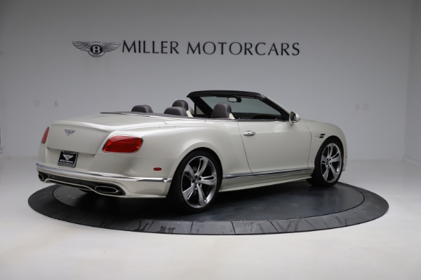 Used 2016 Bentley Continental GTC Speed for sale $149,900 at Maserati of Greenwich in Greenwich CT 06830 9