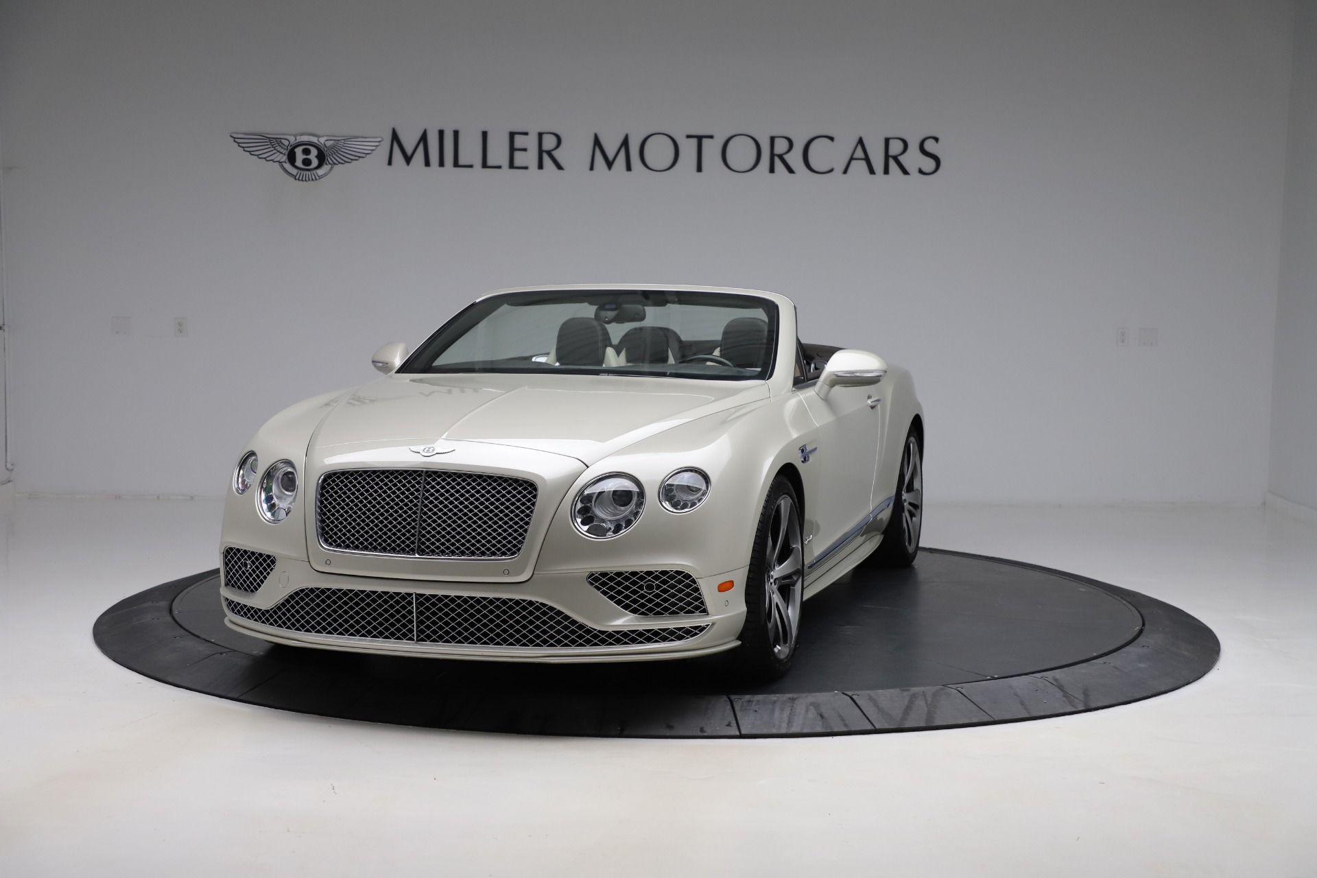 Used 2016 Bentley Continental GTC Speed for sale $149,900 at Maserati of Greenwich in Greenwich CT 06830 1