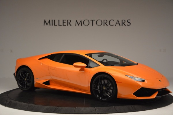 Used 2015 Lamborghini Huracan LP 610-4 for sale Sold at Maserati of Greenwich in Greenwich CT 06830 10
